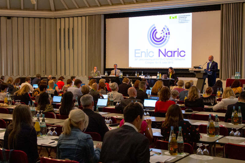 26 Annual Meeting ENIC-NARIC Networks Cologne 16-18 06 2019