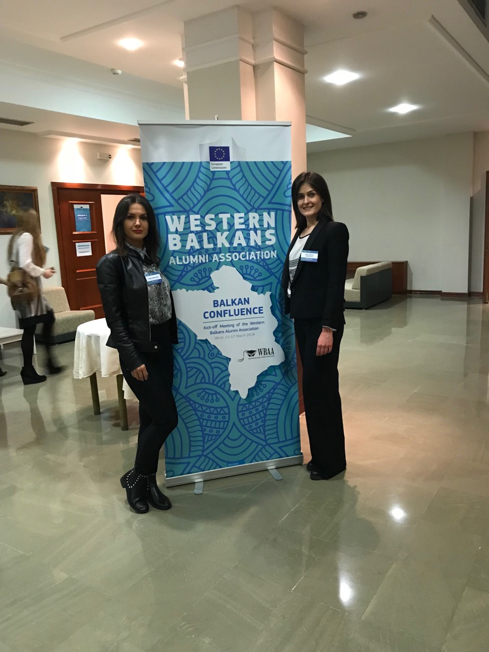 Balkan Confluence 15-17 March Ohrid Macedonia