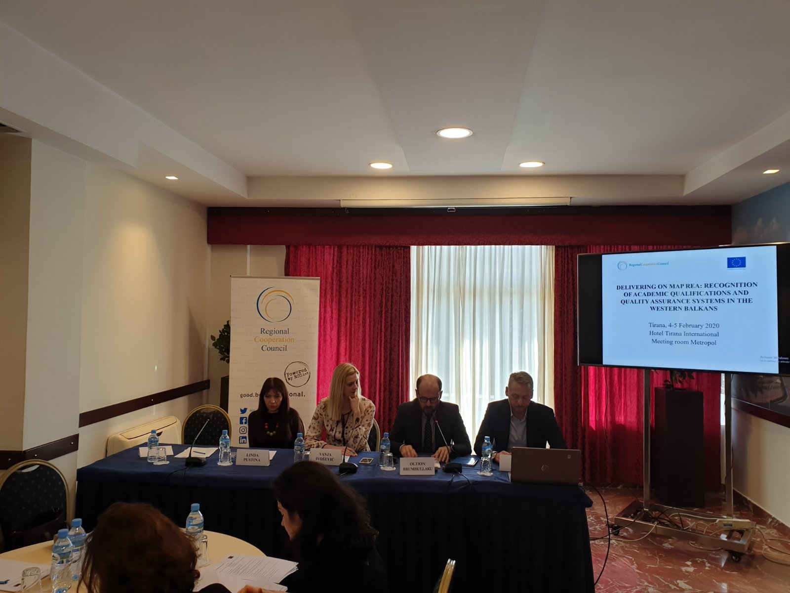 MAP REA Meeting in Tirana 4-5 February 2020 2