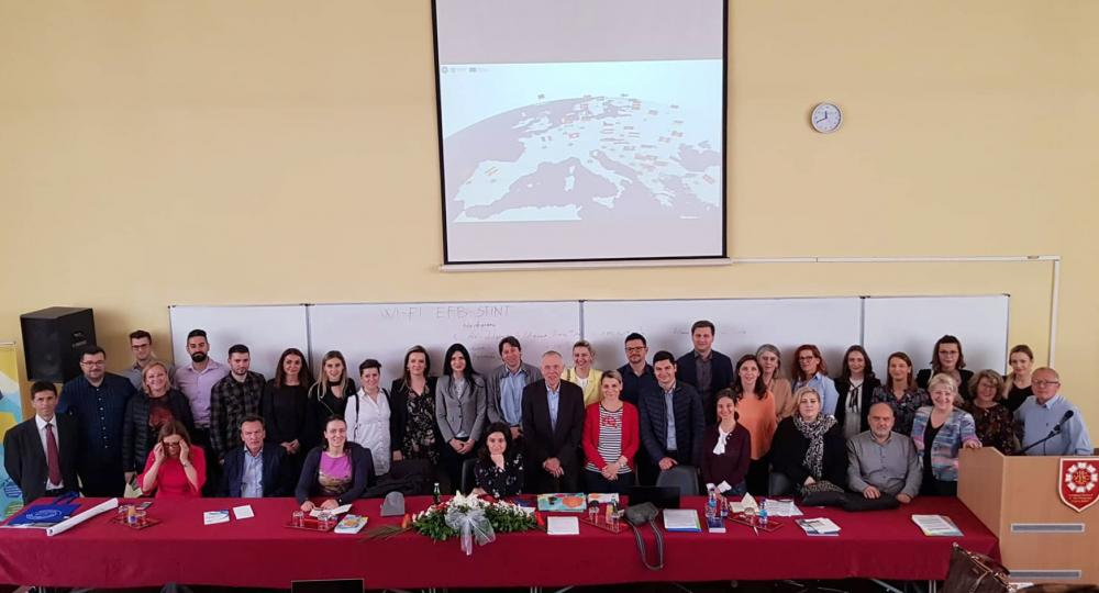 STINT Final Conference Brcko 3-4 April 2019