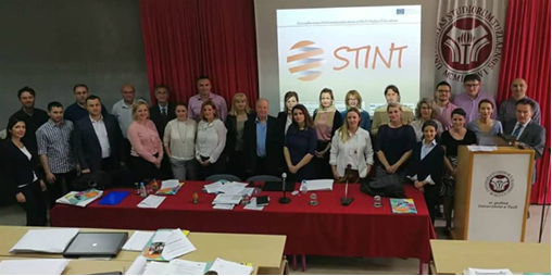 STINT Project Tuzla Seminar April 2018